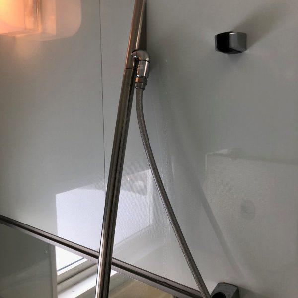 シャワーのパーツ交換